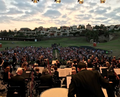 Costa Adeje Sinfónico, concierto extraordinario. Sinfónica de Tenerife.