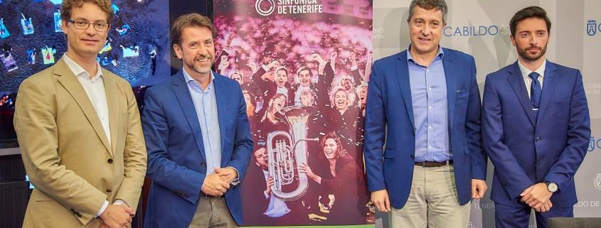 Temporada 2019 - 2020. Orquesta Sinfónica de Tenerife
