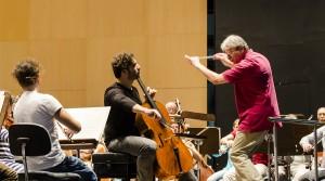 Edmon Colomer ensayo Sinfónica 4 dic 2014 (4º concierto abono)2. Juan Mare
