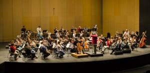 Ensayo Sinfónica 4 dic 2014 (4º concierto abono). Juan Mare