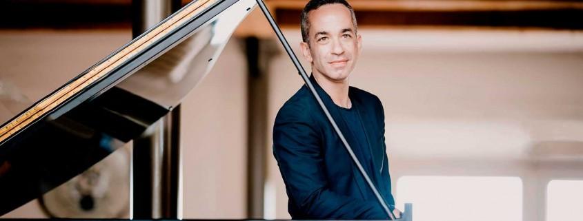 Inon Barnatan Solista Sinfonica de Tenerife