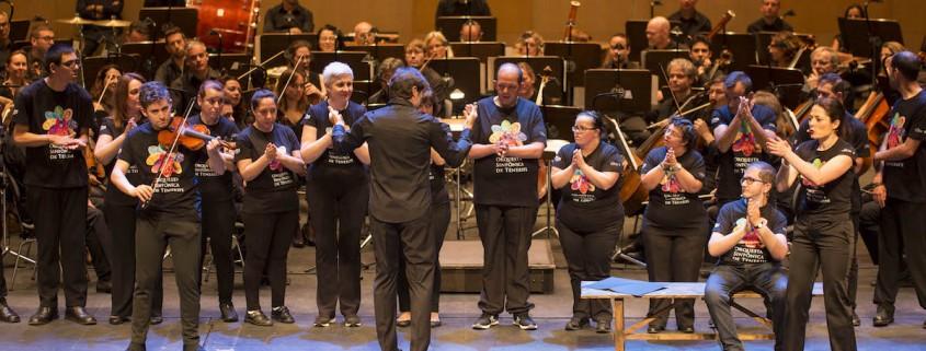 La Sinfónica de Tenerife ofrece el cuento La flor más grande del mundo, un concierto para toda la familia