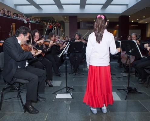 Concierto solidario en el Hospital Universitario Ntra. Sra. de Candelaria