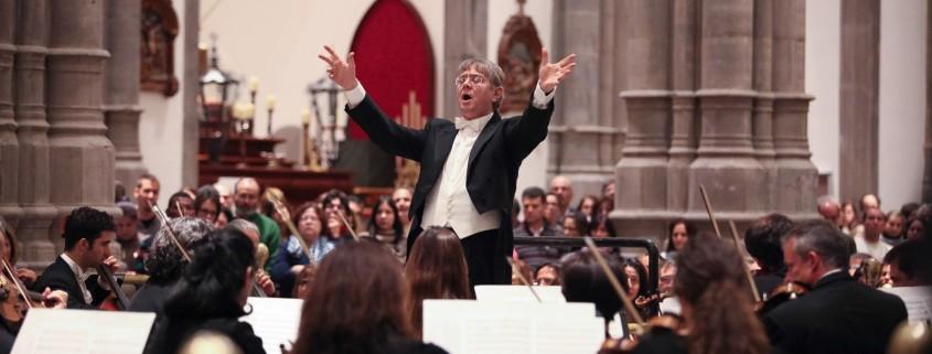 La OST da un concierto en la Catedral de La Laguna/Foto: Tony Cuadrado/ACAN