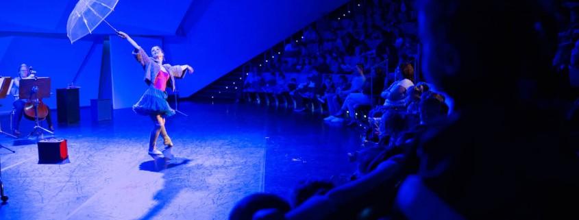 La Sinfónica de Tenerife acerca la música de cámara y la danza a más de 2.000 escolares de la Isla