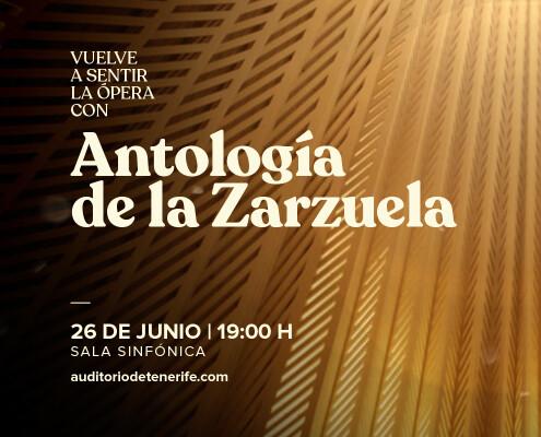 Opera de Tenerife 2021-Antología de la Zarzuela