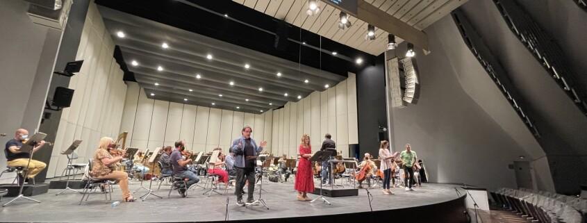 Presentación Antología de la zarzuela -Ópera de Tenerife