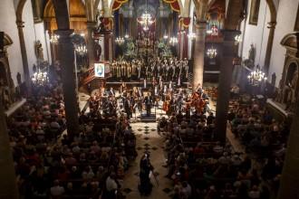 Concierto extraordinario en la Iglesia de San Pedro Apóstol de Güímar