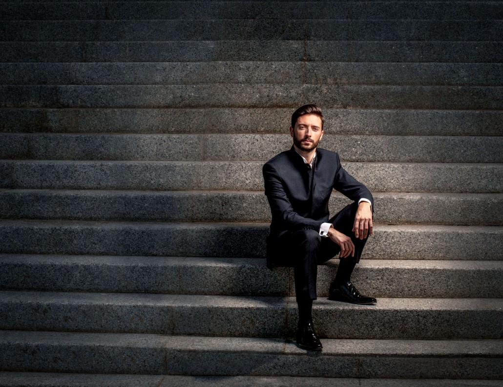 Schumann II - Sinfonica Tenerife - Antoino Méndez