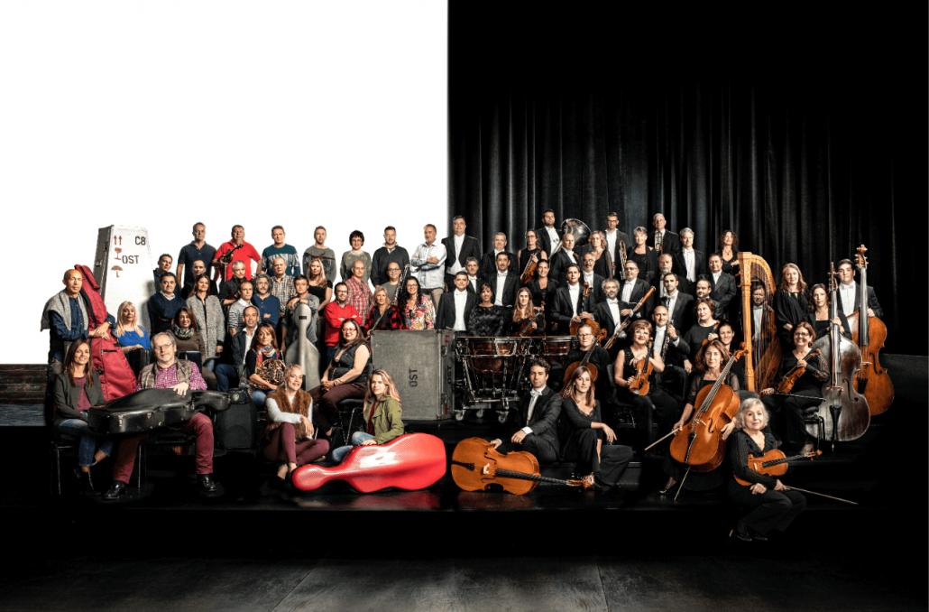 Shostakovich provocado . Concierto III temporada 2019-2020. Sinfónica de Tenerife