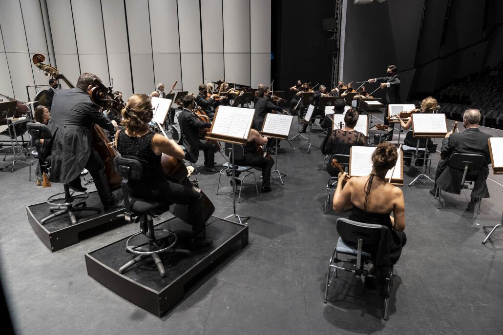 Sinfónica de Tenerife-Orquesta