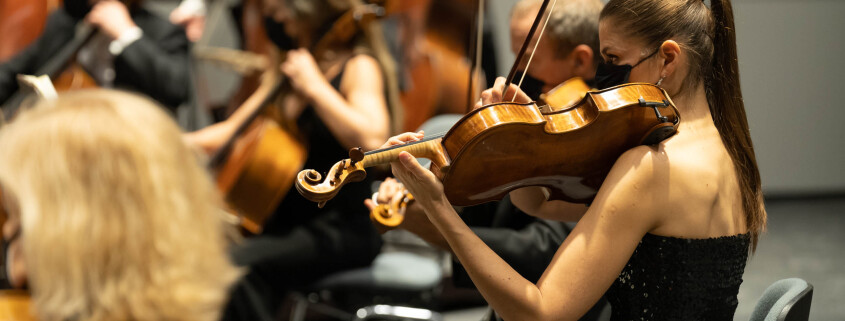 Sinfónica de Tenerife - Cuarteto marzo 2021