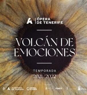 Sinfónica de Tenerife - Ópera de Tenerife temporada 2021_22