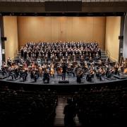 Sinfónica de Tenerife, en el auditorio Adán Martín. Temporada 2019-2018