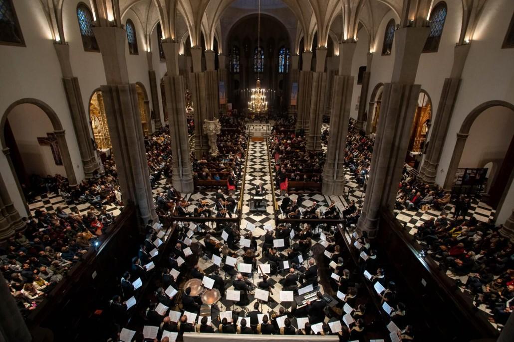 Sinfonica de Tenerife - Concierto Catedral de La Laguna 2018-2019