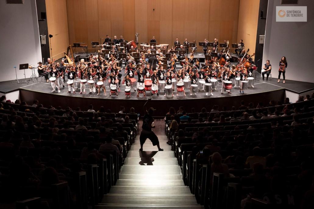 Sinfonica de Tenerife - Concierto Malaika 2018-2019