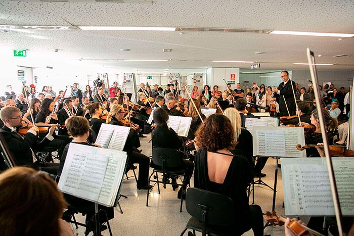 Sinfonica de Tenerife HUC - enero 2020