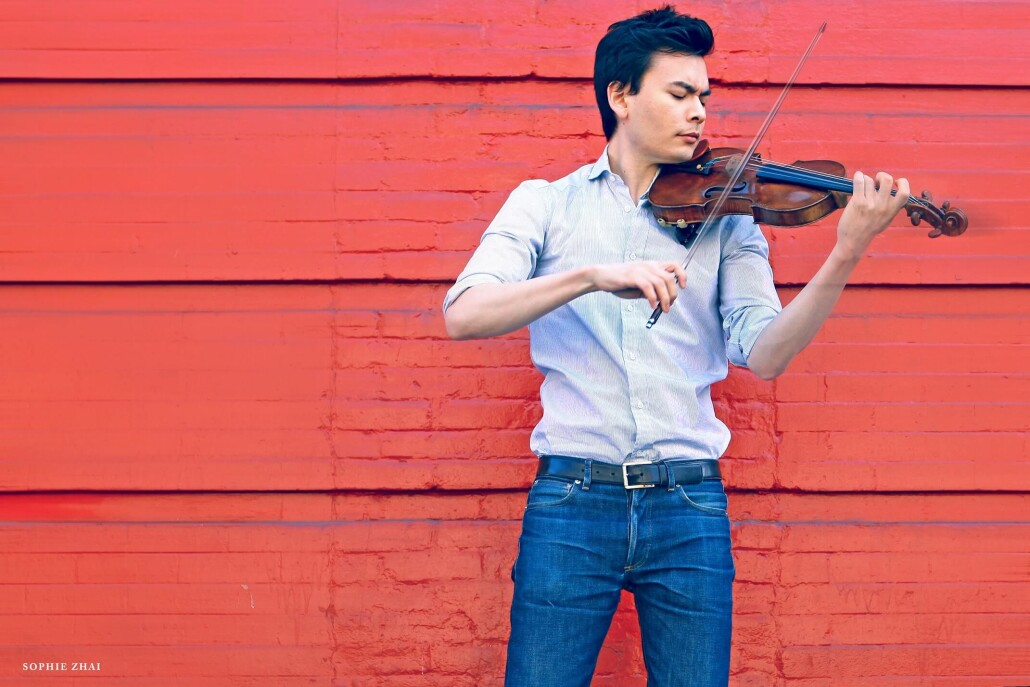 Violinista Stefan Jackiw-Sinfonica de Tenerife - Temporada 2020-2021