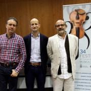 El maestro Guillermo García Clavo y el pianista Alexi Volodin ensalzan la calidad de la Sinfónica de Tenerife